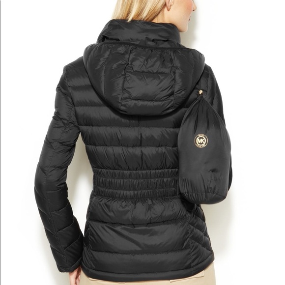 ddce85232 MICHAEL Kors Packable Quilted Down Puffer Coat